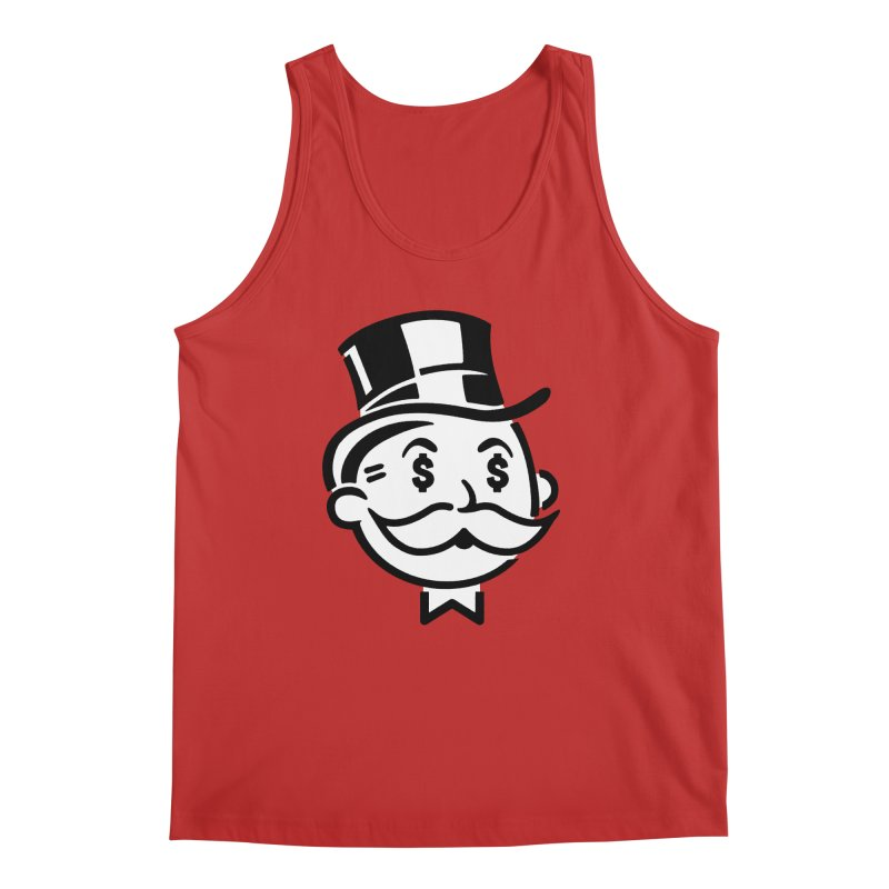 Another Day - Another Dollar Men's Tank by Famous When Dead's Shop