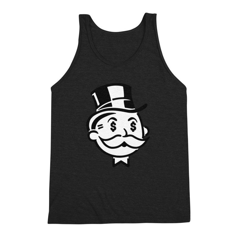 Another Day - Another Dollar Men's Triblend Tank by Famous When Dead's Shop