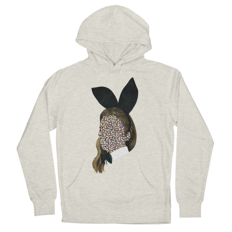 Playboy Bunny Girl Men's Pullover Hoody by Famous When Dead's Shop
