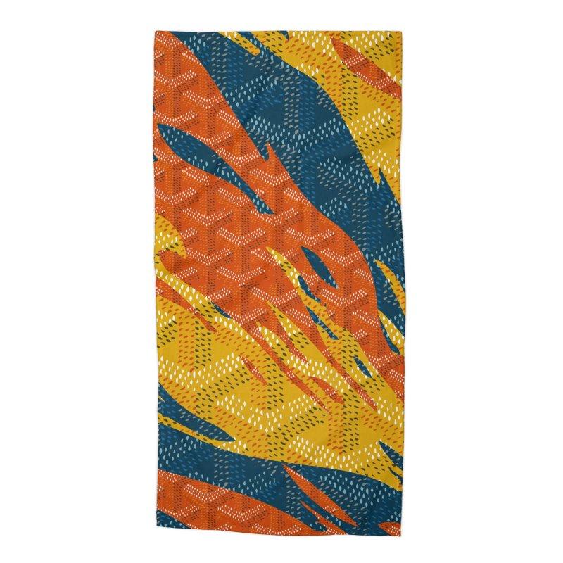 New 'Yard Camo Accessories Beach Towel by FWMJ's Shop