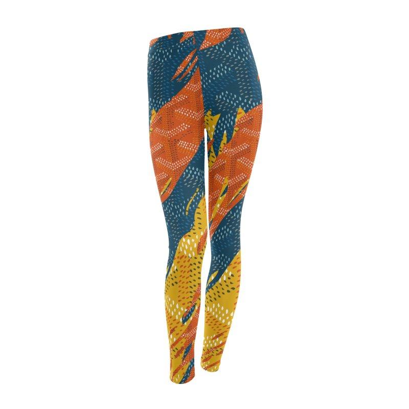 New 'Yard Camo SS19 Women's Leggings Bottoms by FWMJ's Shop