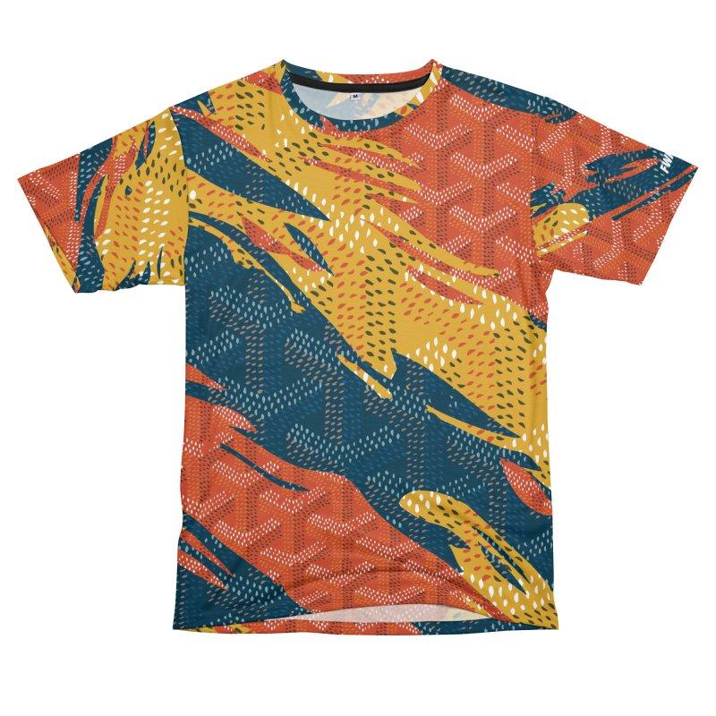 New 'Yard Camo SS19 Women's Unisex T-Shirt Cut & Sew by FWMJ's Shop