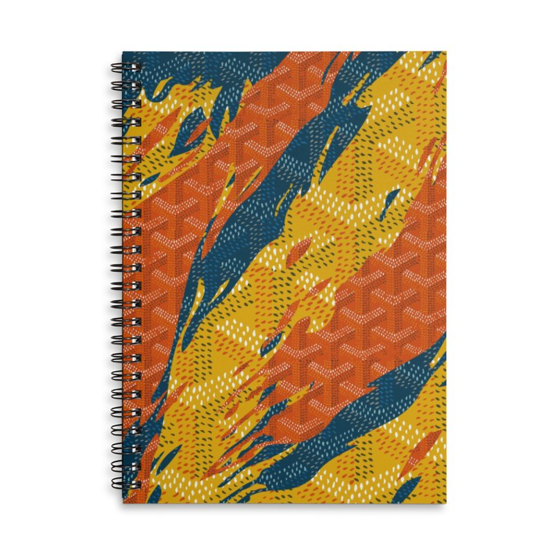 New 'Yard Camo SS19 Accessories Lined Spiral Notebook by FWMJ's Shop