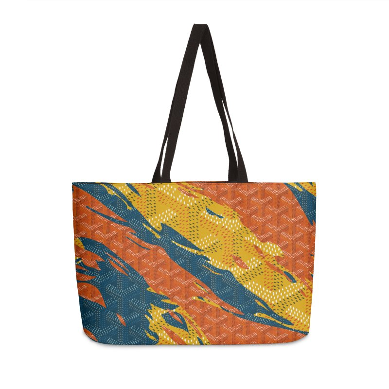 New 'Yard Camo Accessories Weekender Bag Bag by FWMJ's Shop