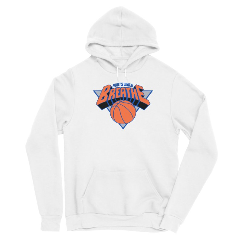 Hurts When Breathe Men's Pullover Hoody by FWMJ's Shop