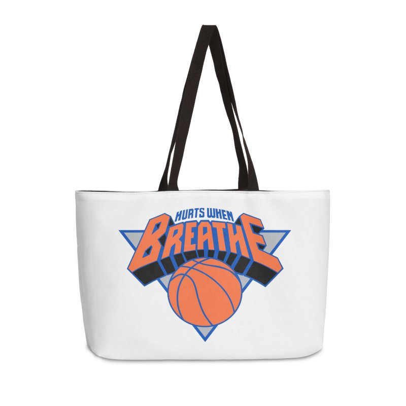 Hurts When Breathe Accessories Bag by FWMJ's Shop