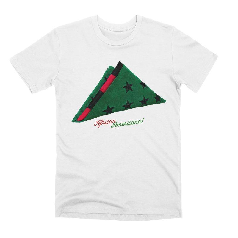 Black Flag Men's Premium T-Shirt by FWMJ's Shop