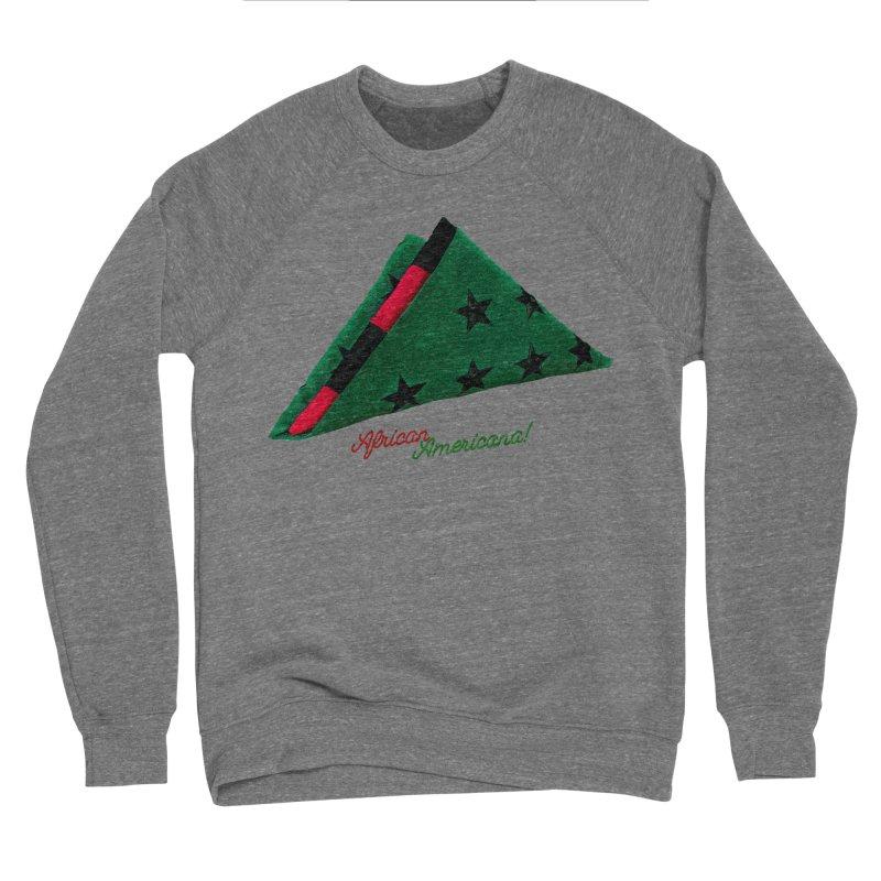 Black Flag Men's Sponge Fleece Sweatshirt by FWMJ's Shop