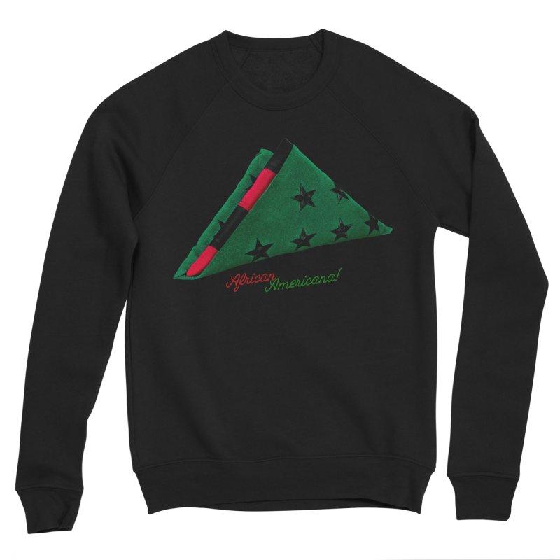 Black Flag Women's Sponge Fleece Sweatshirt by FWMJ's Shop