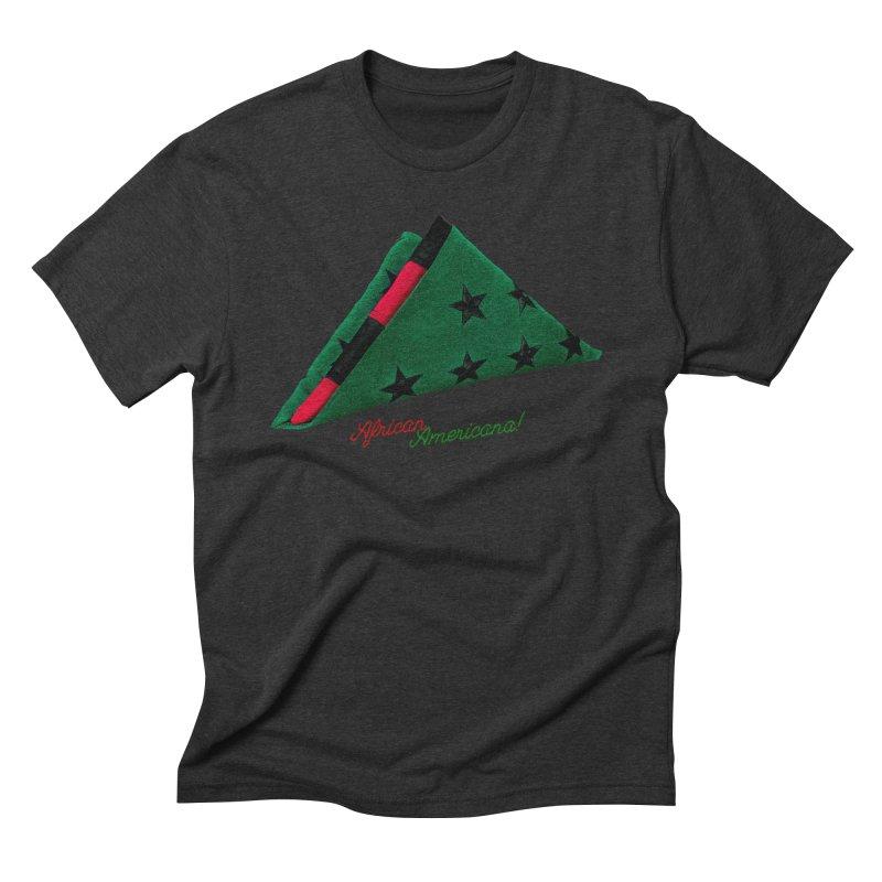 Black Flag Men's Triblend T-Shirt by FWMJ's Shop