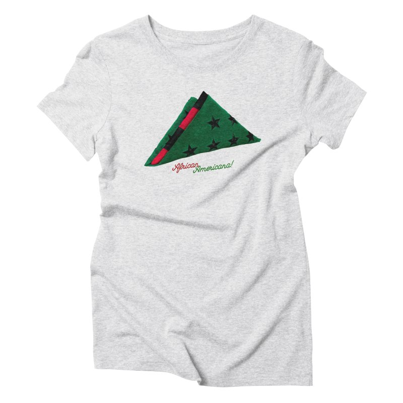 Black Flag Women's T-Shirt by FWMJ's Shop