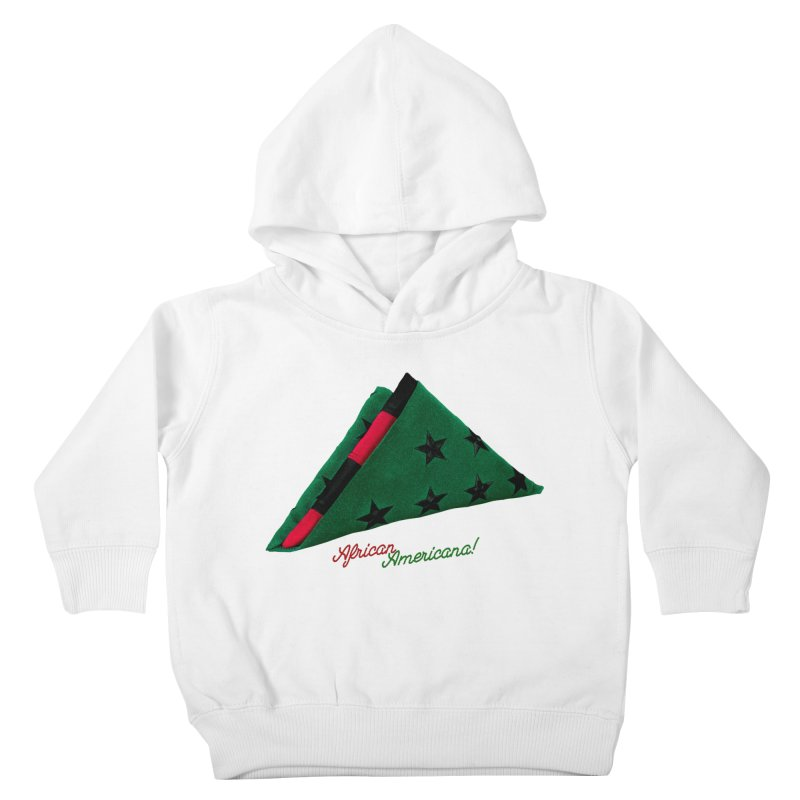 Black Flag Kids Toddler Pullover Hoody by FWMJ's Shop