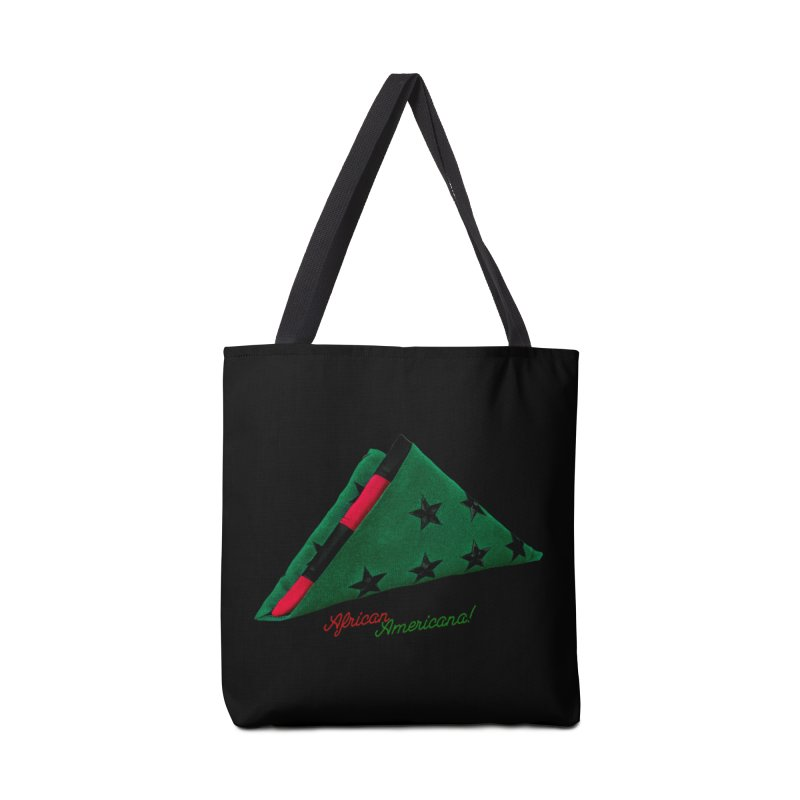 Black Flag Accessories Tote Bag Bag by FWMJ's Shop