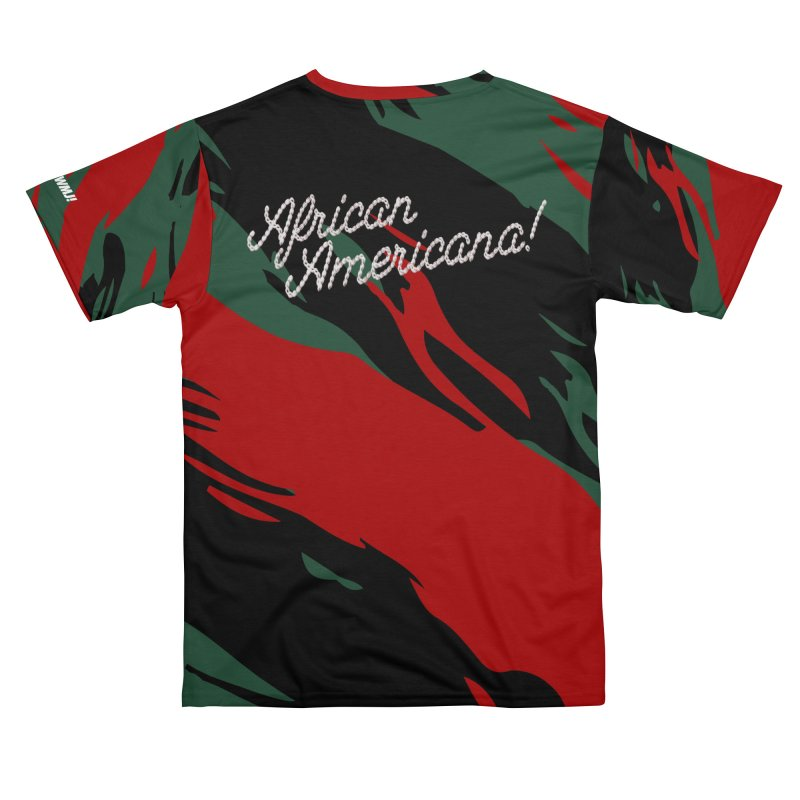 African Americana! Men's Cut & Sew by FWMJ's Shop