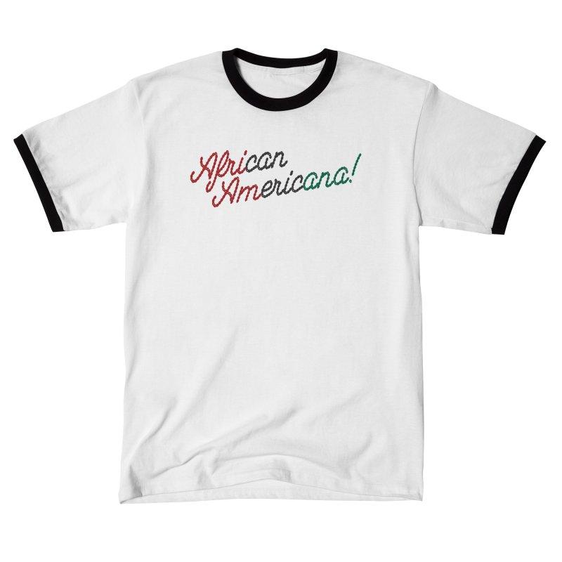 African Americana! Men's T-Shirt by FWMJ's Shop