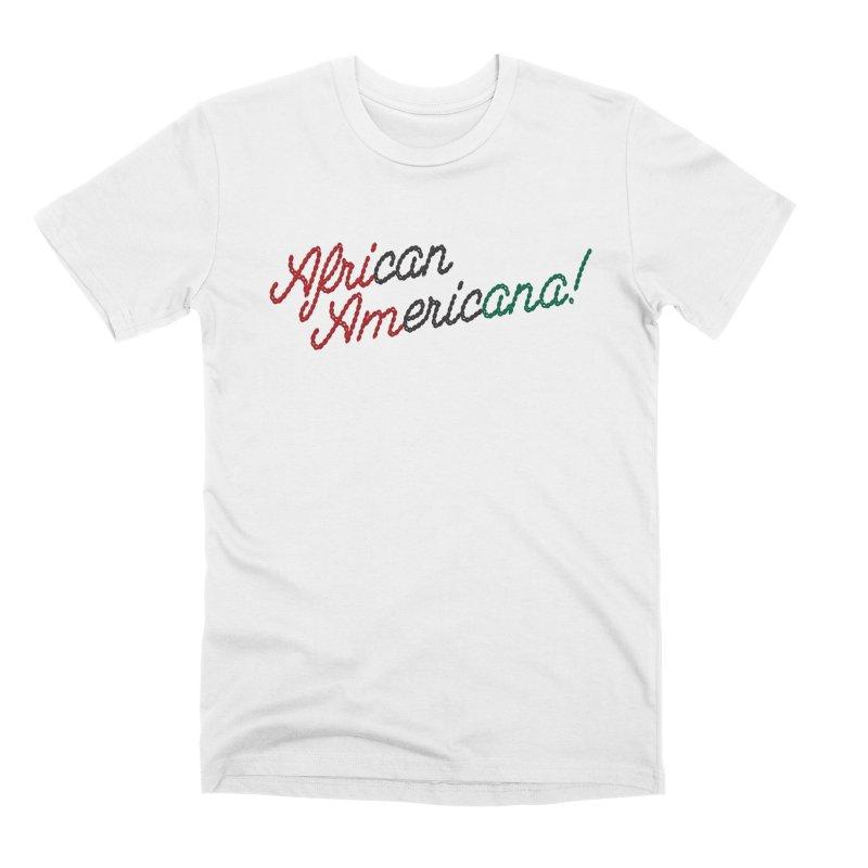 African Americana! Men's Premium T-Shirt by FWMJ's Shop