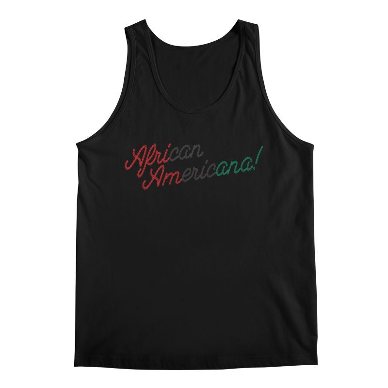 African Americana! Men's Regular Tank by FWMJ's Shop