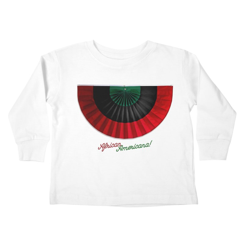 Celebrate! Kids Toddler Longsleeve T-Shirt by FWMJ's Shop
