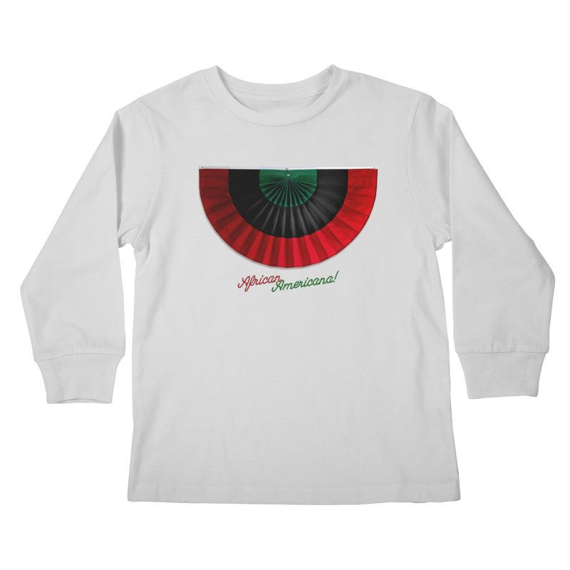Celebrate! Kids Longsleeve T-Shirt by FWMJ's Shop