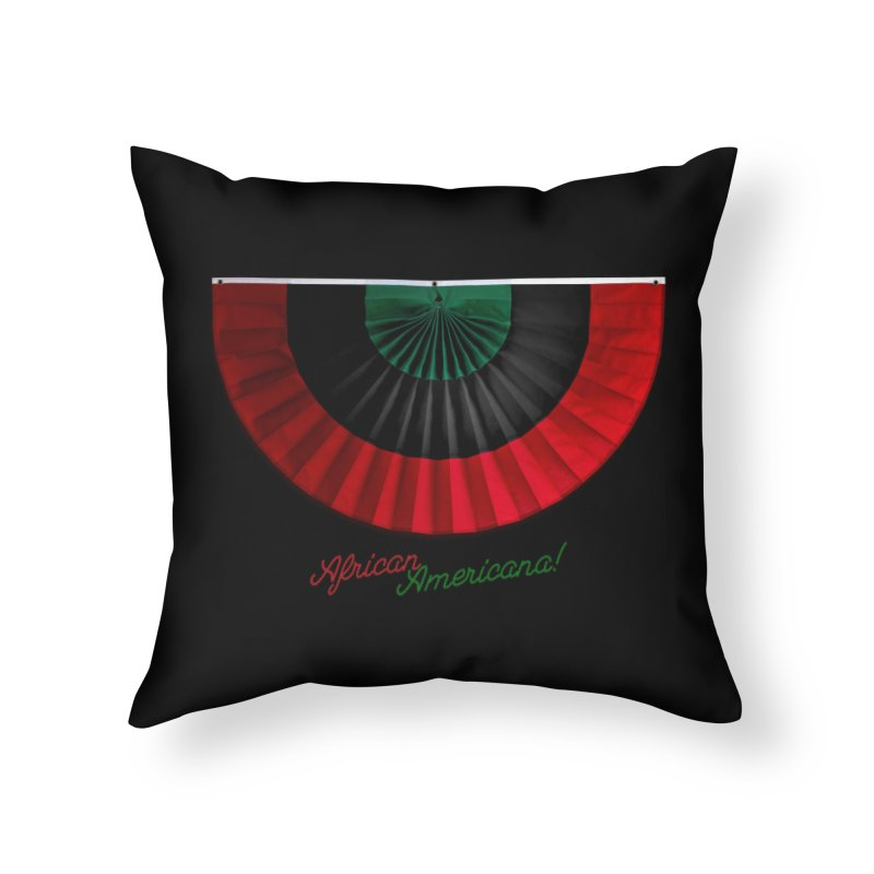 Celebrate! Home Throw Pillow by FWMJ's Shop