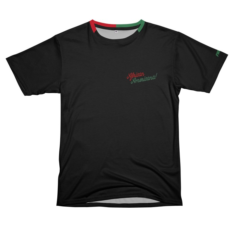 Black Flag Too Men's T-Shirt Cut & Sew by FWMJ's Shop
