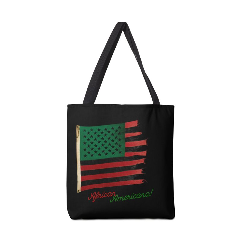 Black Flag Too Accessories Tote Bag Bag by FWMJ's Shop