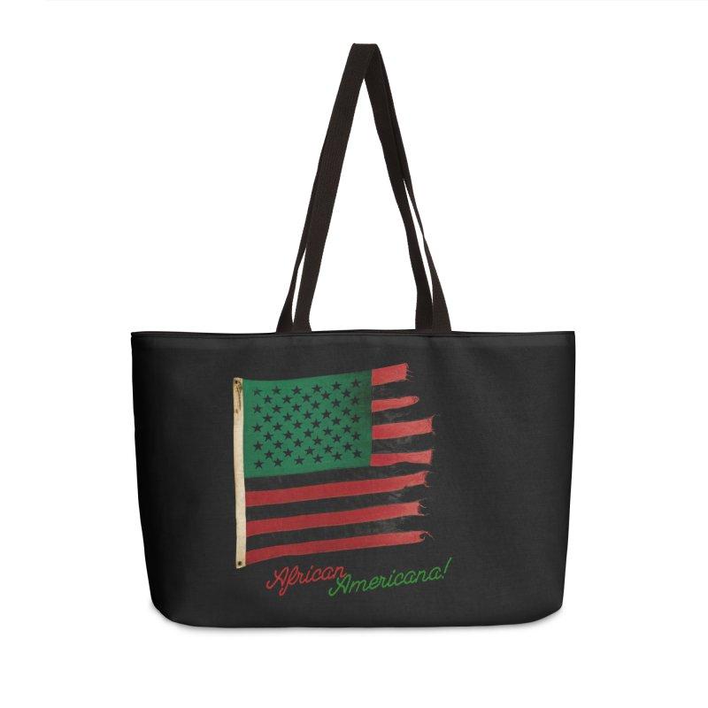Black Flag Too Accessories Weekender Bag Bag by FWMJ's Shop