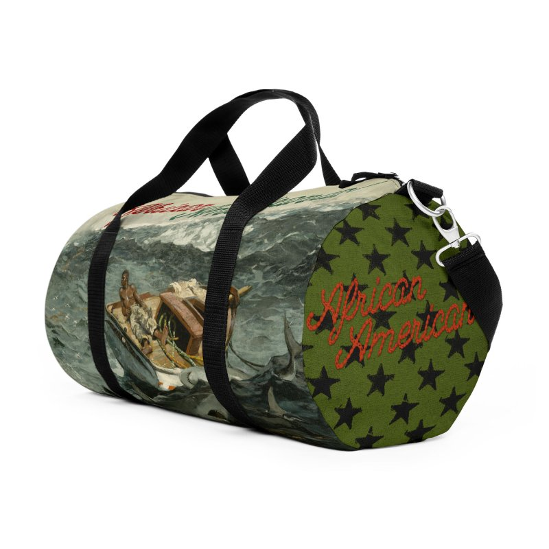 Black Sea Accessories Duffel Bag Bag by FWMJ's Shop