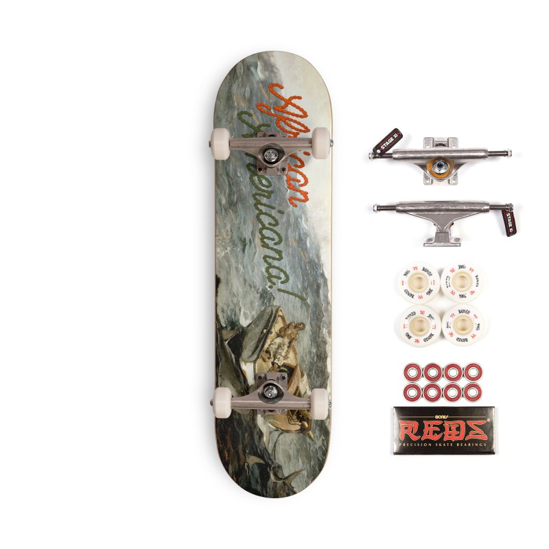 Black Sea Accessories Complete - Pro Skateboard by FWMJ's Shop