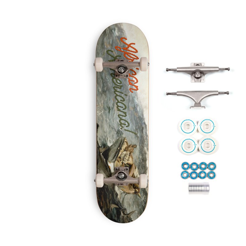 Black Sea Accessories Complete - Basic Skateboard by FWMJ's Shop