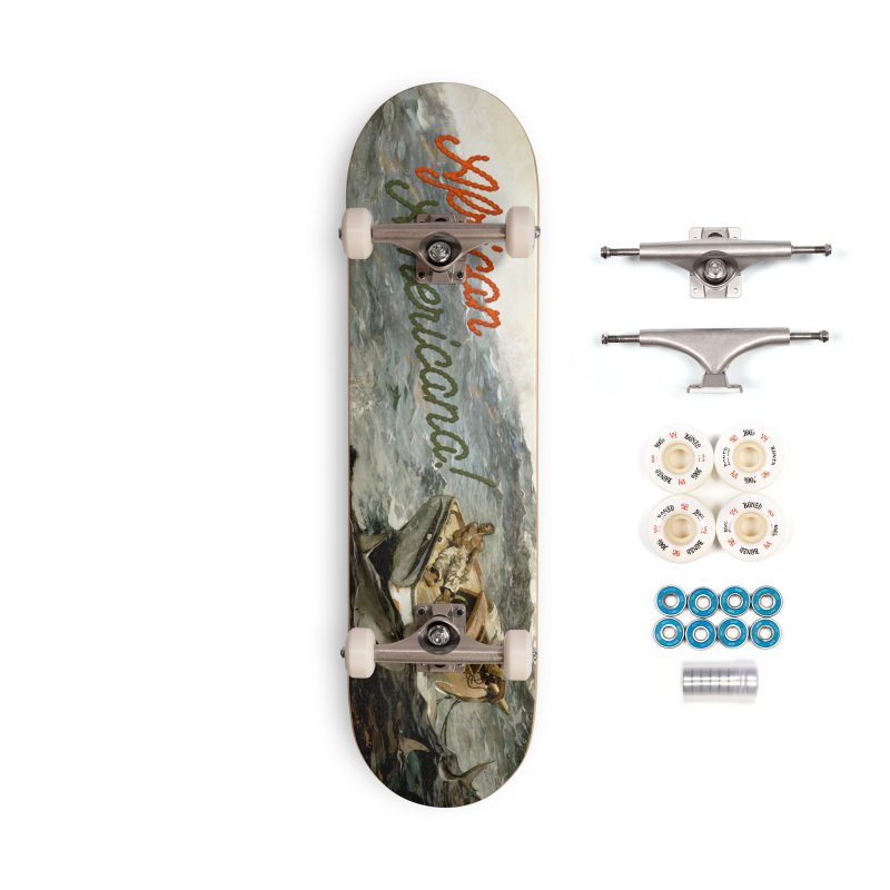 Black Sea Accessories Complete - Premium Skateboard by FWMJ's Shop