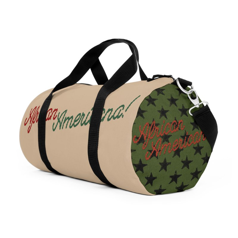 Mount Up! Accessories Duffel Bag Bag by FWMJ's Shop