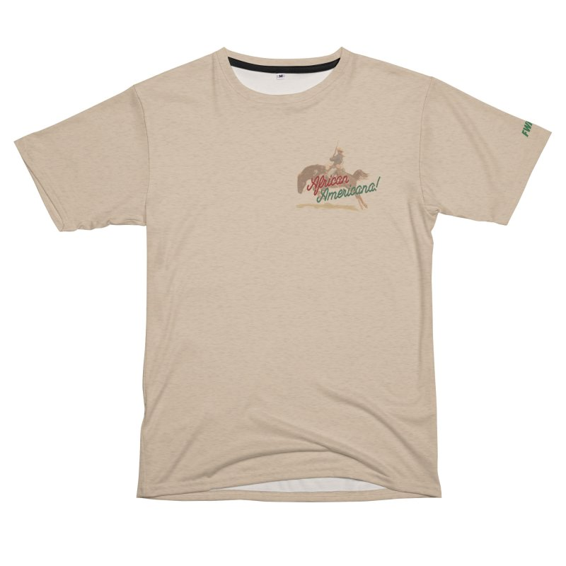 Mount Up! Men's French Terry T-Shirt Cut & Sew by FWMJ's Shop