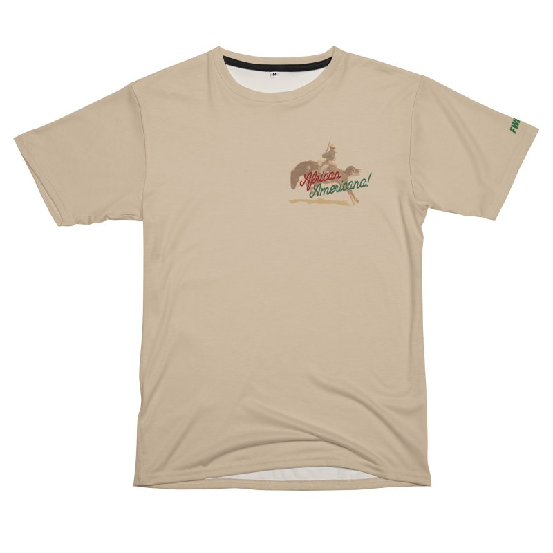 Mount Up! Men's T-Shirt Cut & Sew by FWMJ's Shop