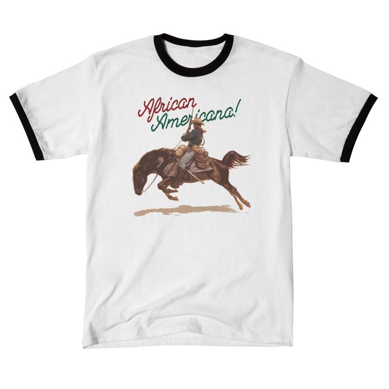 Mount Up! Men's T-Shirt by FWMJ's Shop