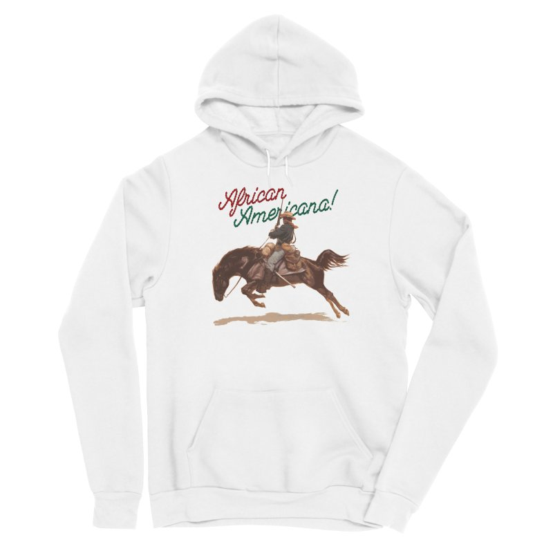 Mount Up! Men's Pullover Hoody by FWMJ's Shop