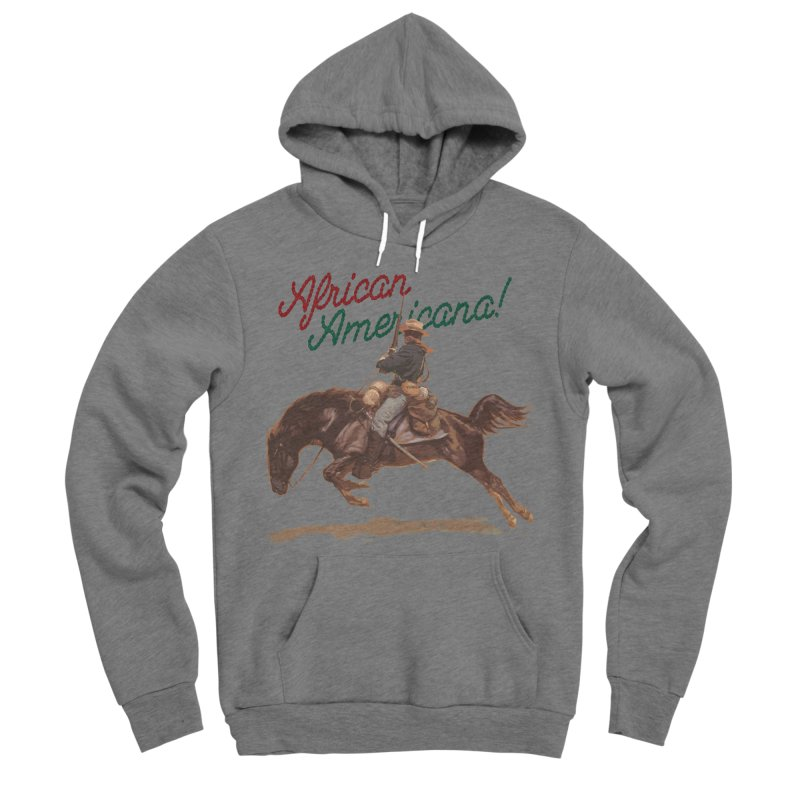 Mount Up! Women's Sponge Fleece Pullover Hoody by FWMJ's Shop