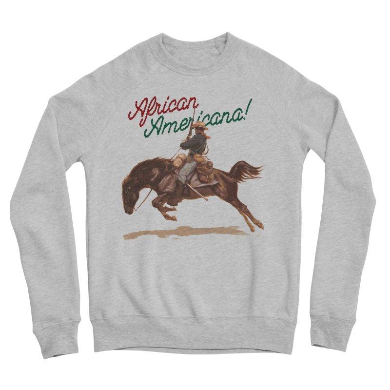 Mount Up! Men's Sponge Fleece Sweatshirt by FWMJ's Shop
