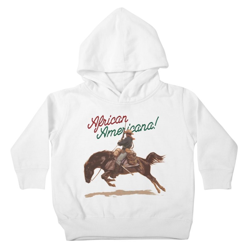 Mount Up! Kids Toddler Pullover Hoody by FWMJ's Shop