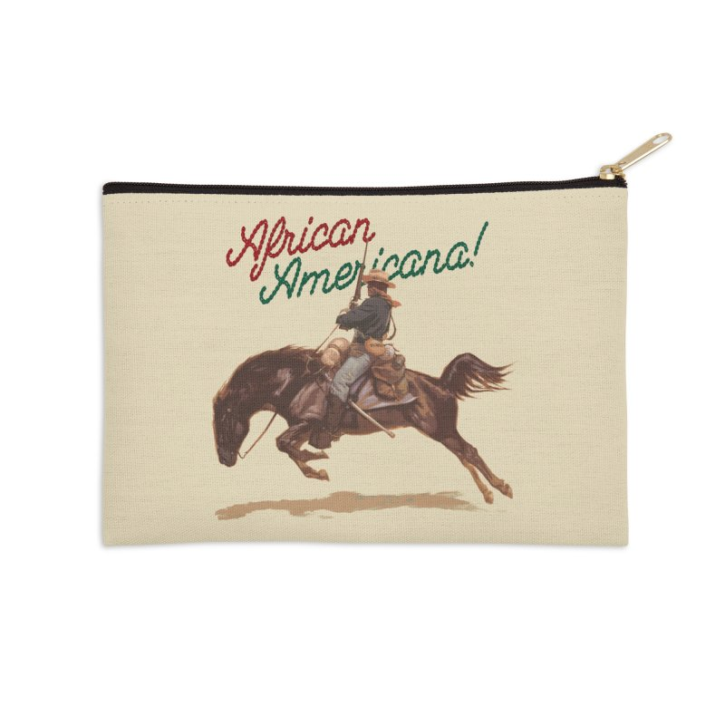 Mount Up! Accessories Zip Pouch by FWMJ's Shop