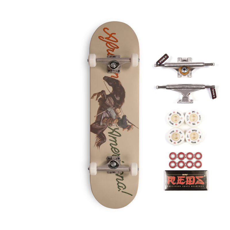 Mount Up! Accessories Complete - Pro Skateboard by FWMJ's Shop