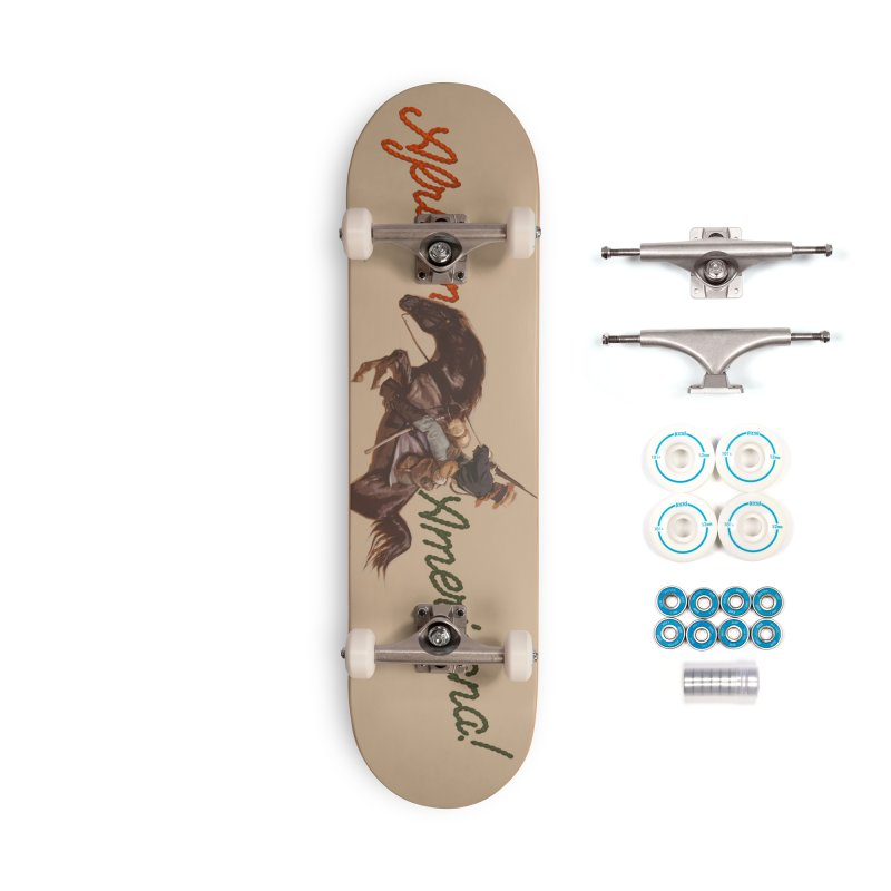 Mount Up! Accessories Complete - Basic Skateboard by FWMJ's Shop
