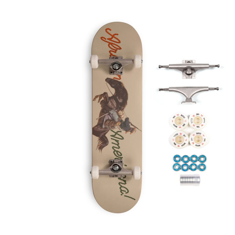 Mount Up! Accessories Complete - Premium Skateboard by FWMJ's Shop