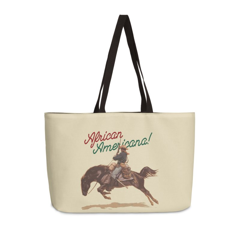 Mount Up! Accessories Weekender Bag Bag by FWMJ's Shop
