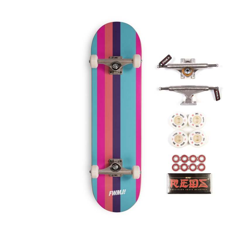 SS19 № 1 Accessories Complete - Pro Skateboard by FWMJ's Shop