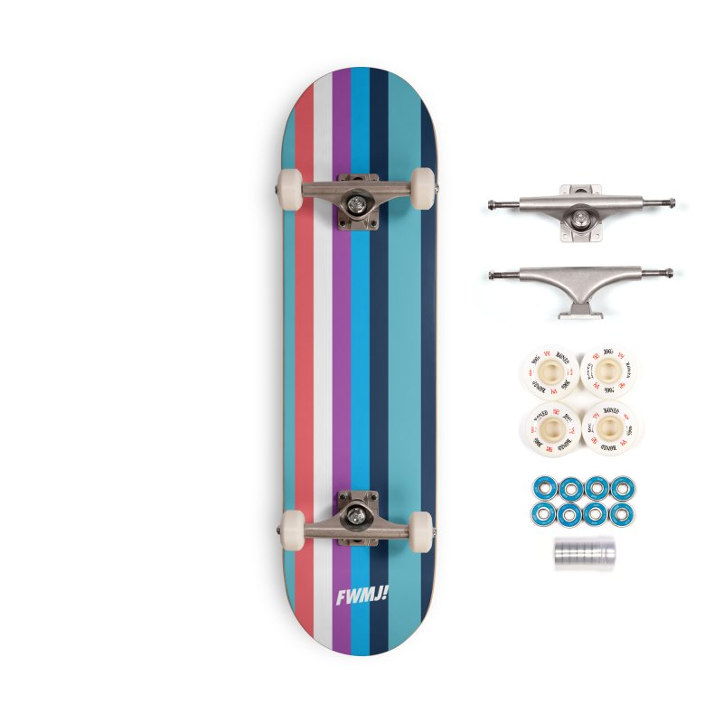 SS19 № 2 Accessories Complete - Premium Skateboard by FWMJ's Shop