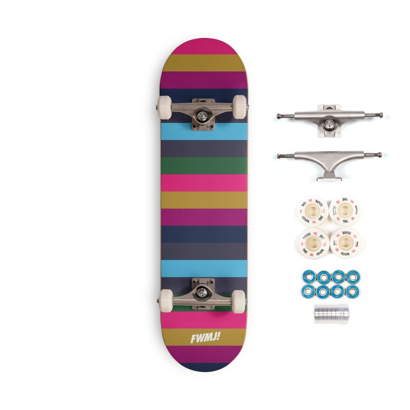 SS19 № 3 Accessories Complete - Premium Skateboard by FWMJ's Shop