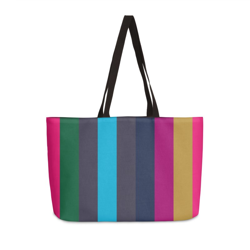 SS19 № 3 Accessories Weekender Bag Bag by FWMJ's Shop