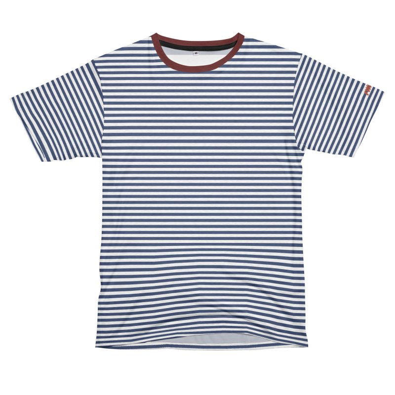 SS19 № 4 Men's French Terry T-Shirt Cut & Sew by FWMJ's Shop
