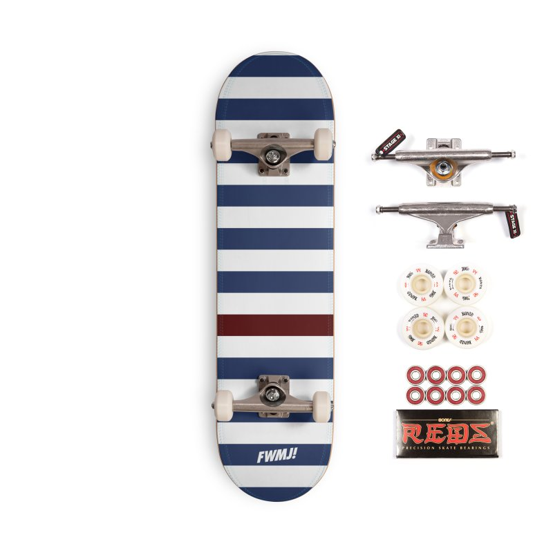 SS19 № 4 Accessories Complete - Pro Skateboard by FWMJ's Shop